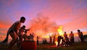 Chương trình giao lưu văn hóa cồng chiêng Tây Nguyên