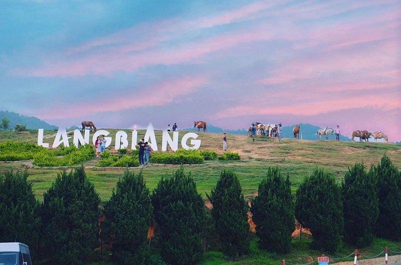 Tour Đà Lạt 1 ngày chinh phục đỉnh Langbiang - 05