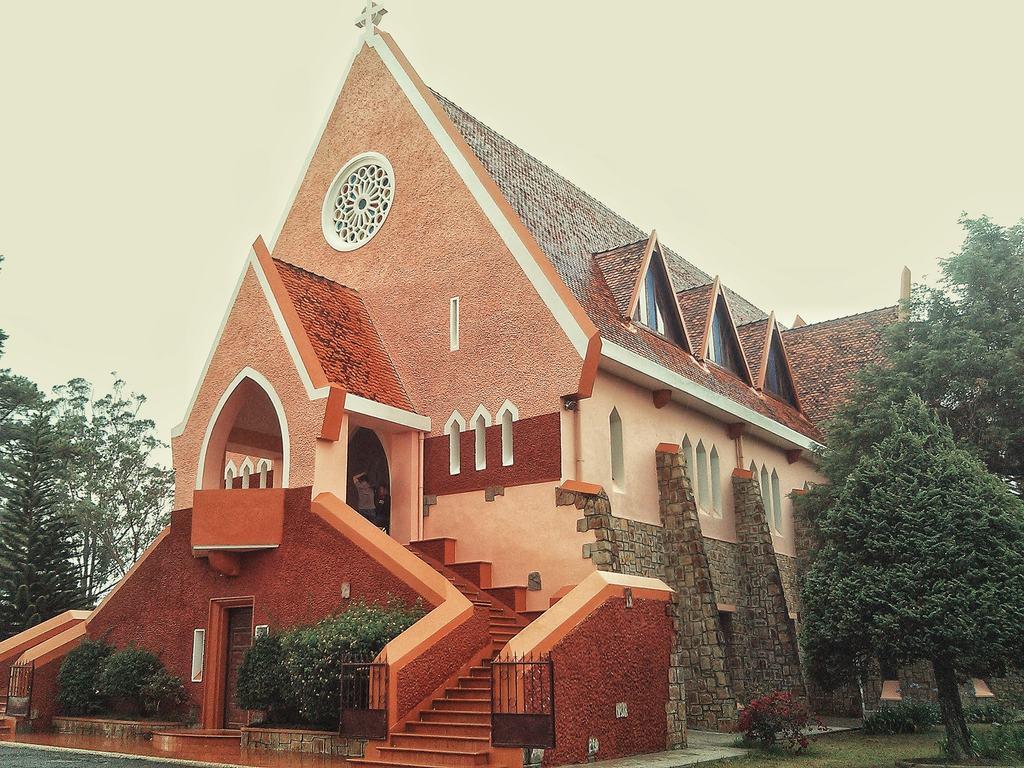 Nhà thờ Domain de Marie Đà Lạt