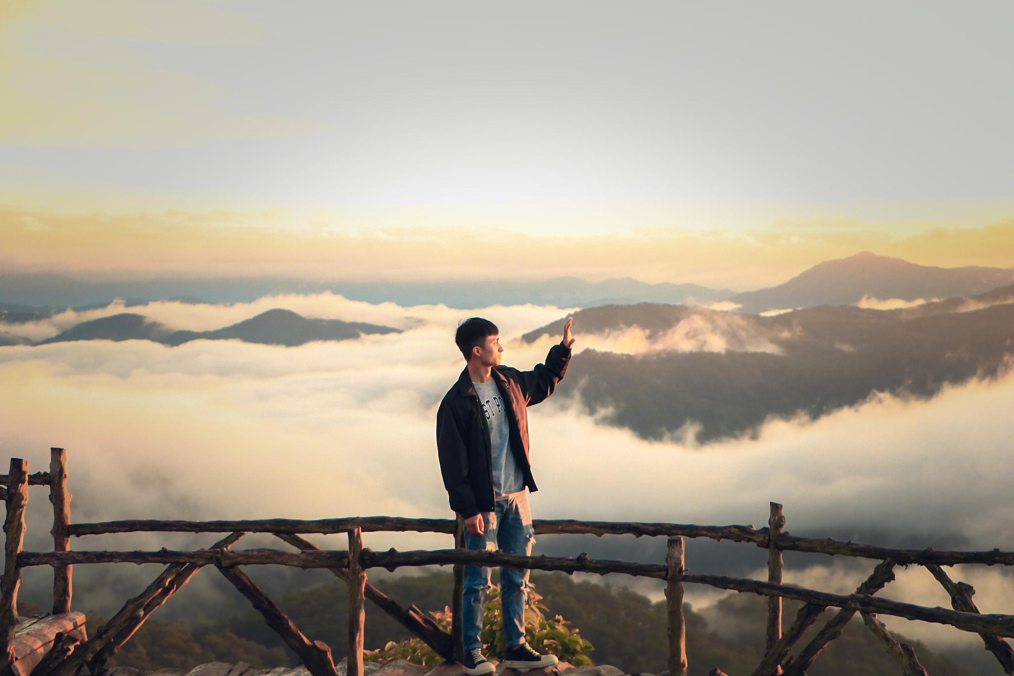 Thung lũng mây giữa đại ngàn :) Nguồn: Duy Phương Đào